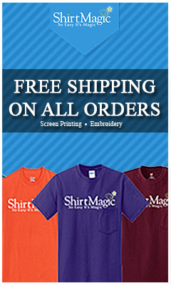 shirtmagic free shipping