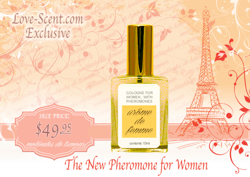 Get pheromones at Love-Scent.com