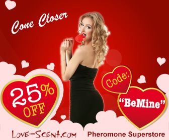 25% Valentine's Day Discount at Love-Scent.com
