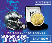 Philadelphia Eagles Super Bowl LII Champs