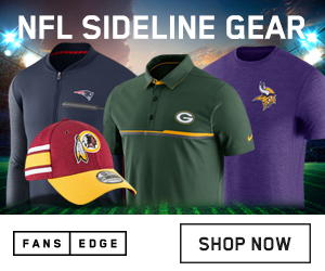 Shop NFL Sideline Gear at FansEdge.com