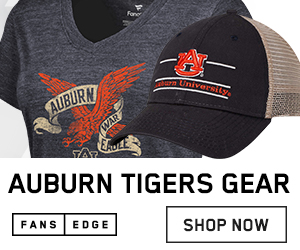Shop Auburn Tigers Gear at FansEdge