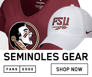 Shop Florida State Gear at FansEdge
