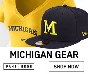 Shop Michigan Wolverines Gear at FansEdge