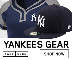Shop New York Yankees Gear at FansEdge