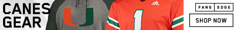Shop Miami Hurricanes Gear at FansEdge