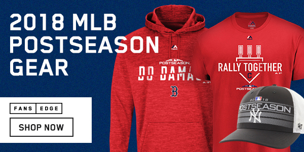 2018 MLB Postseason Gear