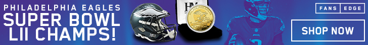 Philadelphia Eagles Super Bowl LII Champs