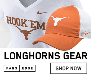 Shop Texas Longhorns Gear at FansEdge