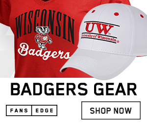Shop Wisconsin Badgers Gear at FansEdge