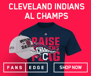 Cleveland Indians 2016 American League Champs