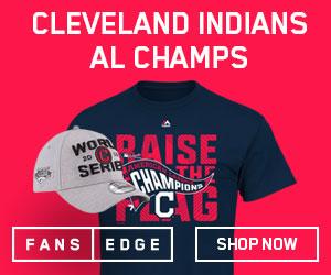 Cleveland Indians 2016 American League Champs