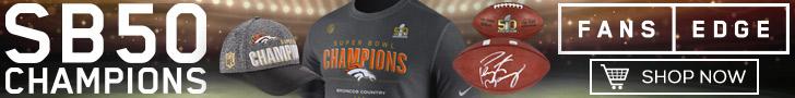 Denver Broncos Super Bowl Championship Merchandise