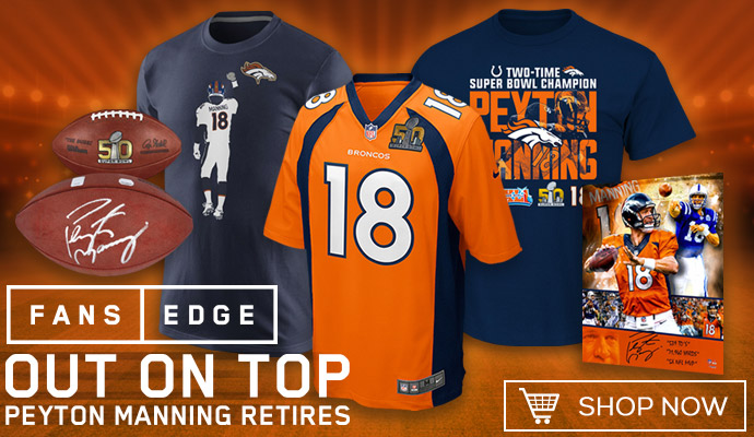 Peyton Manning Retirement