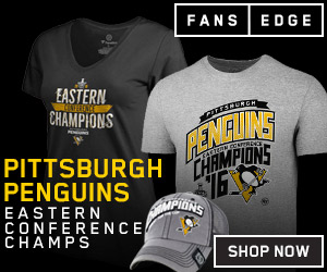 Pittsburgh Penguins Eastern Conference Champs