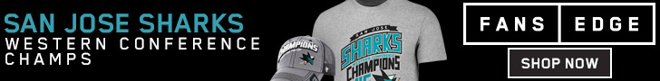 San Jose Sharks Western Conference Champs