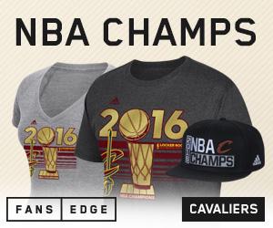 Cavaliers NBA Champs Gear
