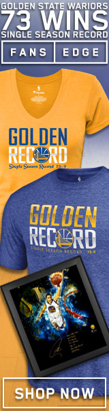 Golden State Warriors 73 Wins Merchandise
