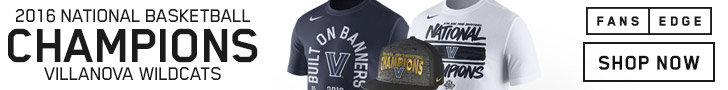 Villanova Wildcats 2016 NCAA Champs Merchandise