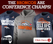 Broncos Super Bowl Gear
