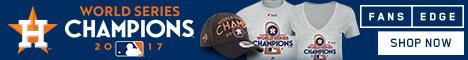 Houston Astros 2017 World Series Champs Gear