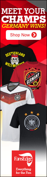 Germany 2014 World Champs