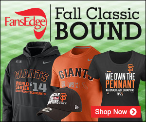 Shop for San Francisco Giants NLCS Champs and World Series Bound Fan Gear