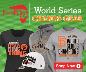 Shop for hundreds of San Francisco Giants World Series Champions items at FansEdge.com