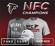 Falcons NFC Champs Shop