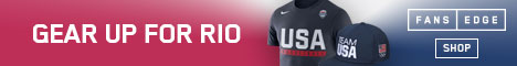 Gear up for Rio in Team USA Gear from FansEdge