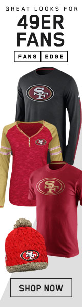 Shop San Francisco 49ers gear at FansEdge.com