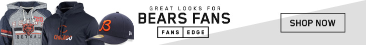 Shop Chicago Bears gear at FansEdge!