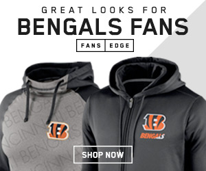 Shop Cincinnati Bengals gear at FansEdge!