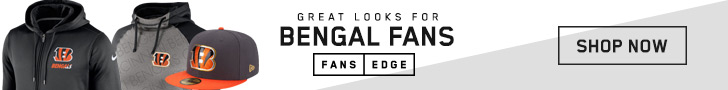 Shop Cincinnati Bengals gear at FansEdge!