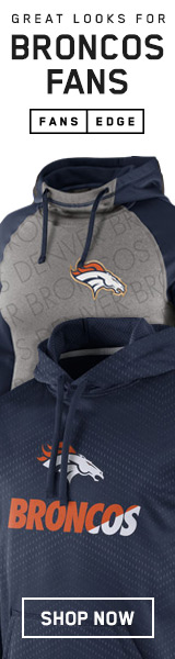 Shop Denver Broncos gear at FansEdge!