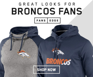 Shop Denver Broncos gear at FansEdge!