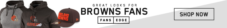 Shop Cleveland Browns gear at FansEdge!