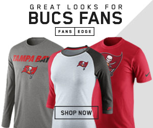 Shop Tampa Bay Buccaneers gear at FansEdge.com