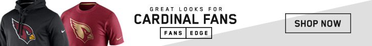 Shop Arizona Cardinals gear at FansEdge!