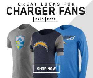 Shop Los Angeles Chargers gear at FansEdge.com