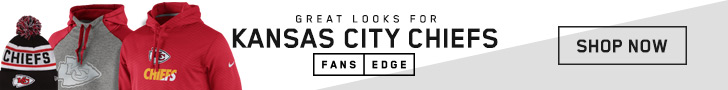Shop for Kansas City Chiefs Team Gear at FansEdge.com