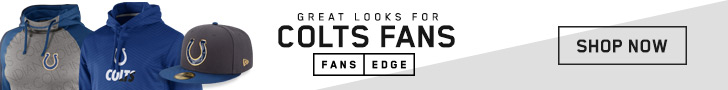 Shop for Indianapolis Colts Team Gear at FansEdge.com