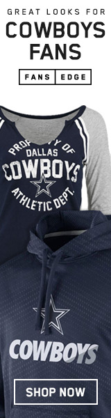 Shop Dallas Cowboys gear at FansEdge!
