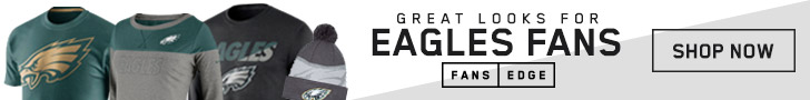 Shop Philadelphia Eagles gear at FansEdge.com