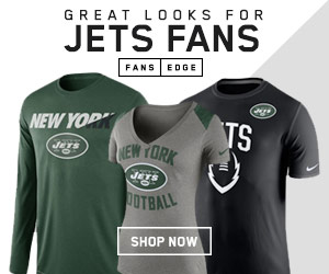 Shop New York Jets gear at FansEdge.com