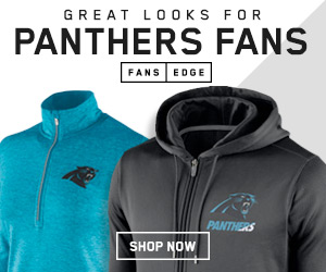 Shop Carolina Panthers gear at FansEdge!