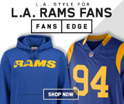 Shop Los Angeles Rams gear at FansEdge.com