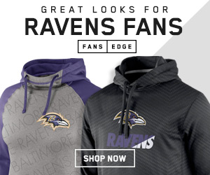 Shop Baltimore Ravens gear at FansEdge!