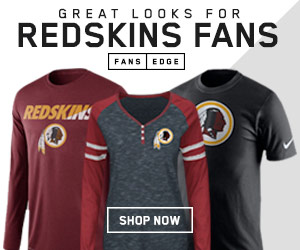 Shop Washington Redskins gear at FansEdge.com
