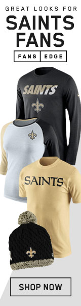 Shop for New Orleans Saints Team Gear at FansEdge.com